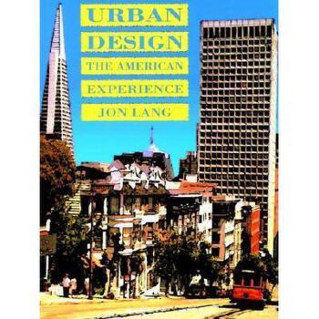 【预订】Urban Design: The American Experience 美国库房发货,通常付款后3-5周到货!