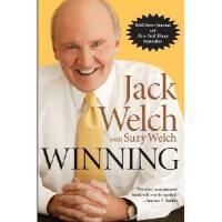 英文原版 Winning Intl  Welch, Jack 杰克・韦尔奇 赢