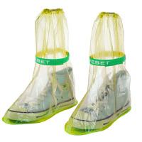 防雨鞋套男女高筒底防滑雨靴套