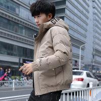 2018新款冬季棉衣男士外套工装加厚棉袄个性潮流韩版冬装羽绒