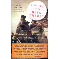 I WISH I'D BEEN THERE(ISBN=9781400096541) 英文原版