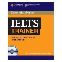 【预订】Ielts Trainer Six Practice Tests with Answers and