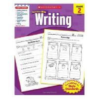 英文原版Scholastic Success With Writing, Grade 2学乐成功英语 2年级写作
