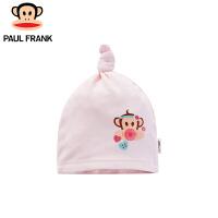 PWA1772003大嘴猴(paul frank)婴童纯棉帽子女童出生帽