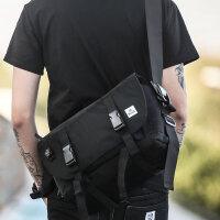 单反相机包男潮流户外休闲单肩斜挎包大容量微单摄影包女邮差包