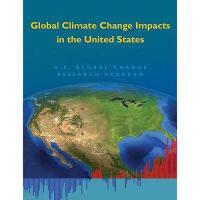 【预订】Global Climate Change Impacts in the United States