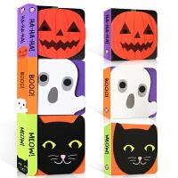 英文原版Chunky Pack: Halloween 万圣节节日庆典 绘本 纸板书撕不烂 儿童幼儿启蒙绘本 3册合售