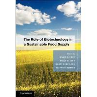 【预订】The Role of Biotechnology in a Sustainable Food