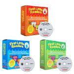 【中商原版】学乐启蒙读物套装3盒 英文原版 First Little Readers A-C级 附3CD
