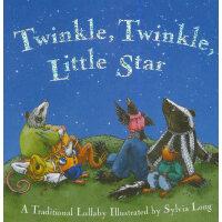 Twinkle, Twinkle, Little Star[Board Book] ISBN9780811852302