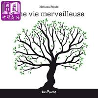 【中商原版】美丽的生命 法文原版 Une Vie Merveilleuse 诗意绘本 儿童绘本 3-6岁