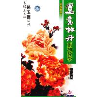 写意牡丹系列教学-入门篇[第一至十集](5VCD)