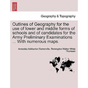 【预订】Outlines of Geography for the Use of Lower and 美国库房发货,通常付款后3-5周到货!