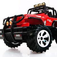 越野遥控车男孩儿童玩具电动漂移车3-4-6岁1充电无线遥控汽车