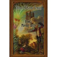 【全新直发】Howl's Moving Castle哈尔的移动城堡 英文原版 Diana Wynne Jones(戴安
