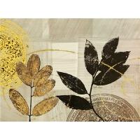 []美式乡村卧室装饰画 现代简约床头墙壁挂画 卧房花卉画 85*70 单张(11色爱普生墨水+进口相纸印制+