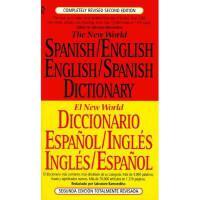 【预订】The New World Spanish/English, English/Spanish