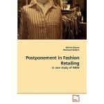 【预订】Postponement in Fashion Retailing