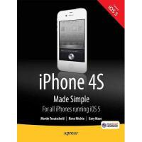 【预订】Iphone 4s Made Simple: For Iphone 4s and Other IOS