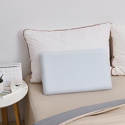 网易严选 儿童天然乳胶面包枕(泰国进口乳胶) 专利草珊瑚抗菌枕套 乳胶天然防螨