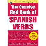 【预订】The Concise Red Book of Spanish Verbs