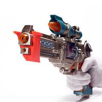 先锋电动玩具枪男孩儿童玩具枪声光狙击枪机关枪