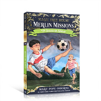 【全店300减100】英文原版Magic Tree House #52: Soccer on Sunday 平装 神奇树