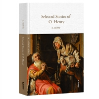 正版全新 欧・亨利短篇小说精选 Selected Stories of O. Henry(全英文原版,精装