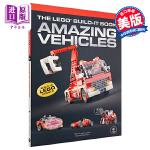 【中商原版】乐高建造书1 英文原版 The LEGO Build-It Book Vol.1 手工模型