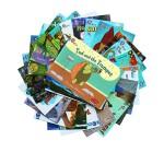 【级别4 蓝色套装】Collins Big Cat Blue 柯林斯大猫英语分级阅读四级 30册全套 附赠2原版CD
