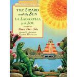 【预订】The Lizard and the Sun/La Lagartija y El Sol