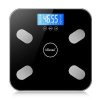 可充电体脂秤智能电子称体重秤家用人体秤精准称重测脂肪