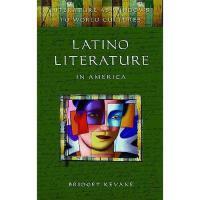 【预订】Latino Literature in America