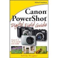 【预订】Canon Powershot Digital Field Guide