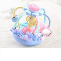 手摇铃抓握6-12个月宝宝0-1岁小孩3玩具早教音乐