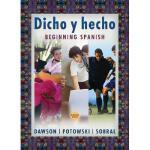 【预订】Dicho y Hecho Dicho y Hecho Dicho y Hecho Dicho y