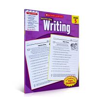 进口英文原版正版 Scholastic Success with Writing,Grade5学乐分级五年级写作英语学