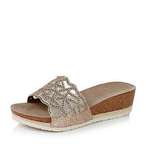 Belle/百丽夏季专柜同款成型帮面女凉鞋3E3C7BT6