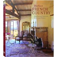 Perfect FRENCH COUNTRY 法国乡村风格别墅 法式风格室内装饰与庭院设计书籍