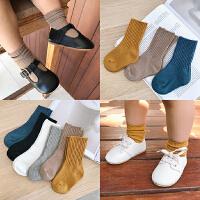 女宝宝中筒袜新生婴儿鞋袜男小童袜子
