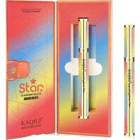 【春季新品】卡琪丽(KaQiLi) 网红彩妆速干星空眼线笔 渐变七彩水性眼线液 七彩星空眼线笔