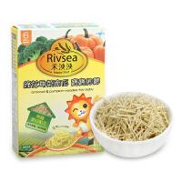 禾泱泱RIVSEA 西兰花南瓜宝宝细面 婴幼儿辅食面条6个月以上160g
