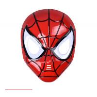 蜘蛛侠面具发射器眼罩头套披风卡通动漫儿童男玩具套装万圣节装备