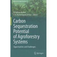 【预订】Carbon Sequestration Potential of Agroforestry