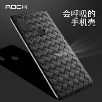 支持礼品卡 ROCK 小米8 SE 纤薄 编织 保护套 手机壳 全包 保护壳 防摔 透气