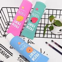 牙膏创意硅胶笔袋韩国简约学生文具盒收纳袋小清新笔盒文具