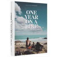 原版现货包邮 One Year on a Bike一辆单车的一年:从阿姆斯特丹到新加坡