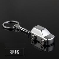 创意迷你超小汽车钥匙扣挂件点烟器热丝个性多功能充电打火机