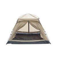 网易严选 双层防风防潮自动展开3-4人帐篷