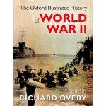【中商原版】牛津图解第二次世界大战史 牛津插图史系列 英文原版 The Oxford Illustrated Hist